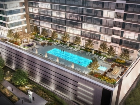 Portfolio Rendering: Outdoor Amenities