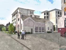 St. Rita Square Rendering