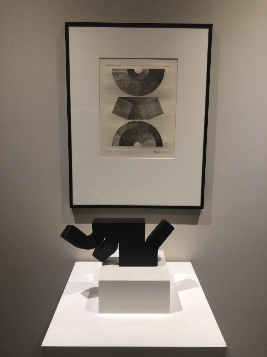 Clement Meadmore: The Models