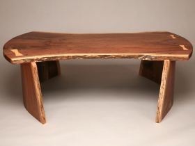 Andrew Black, Low Walnut Table
