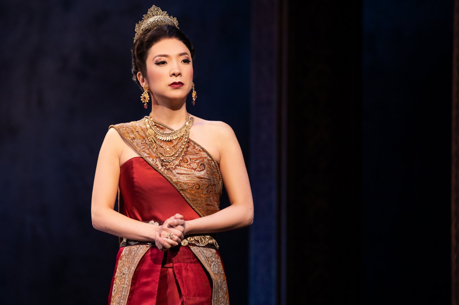 DeAnna Choi as Lady Thiang in Rodgers & Hammerstein\'s The King and I