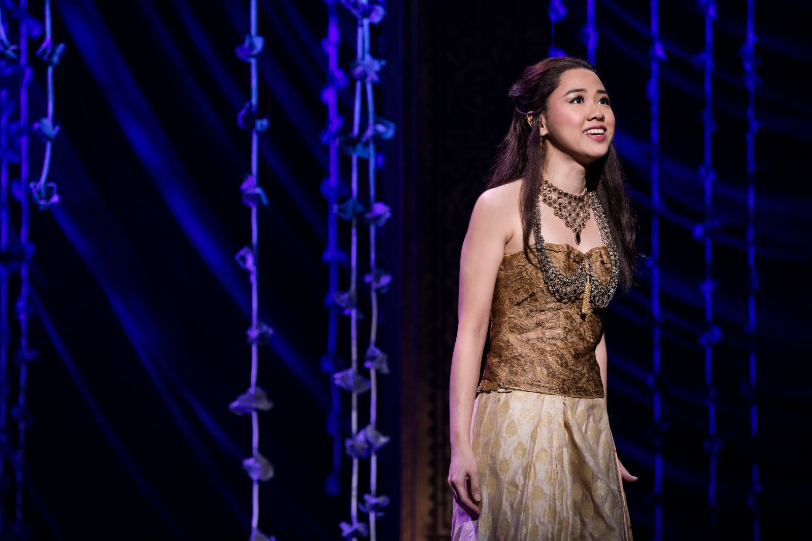 Paulina Yeung as Tuptim in Rodgers & Hammerstein\'s The King and I
