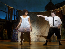 Candace	Quarrels, Cody Jamison Strand - The Book of Mormon (c).