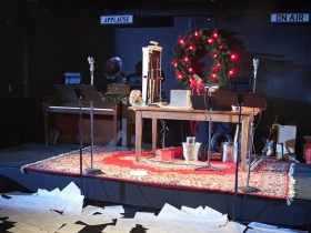 It's A Wonderful Life: Live from WVL Radio Theatre.