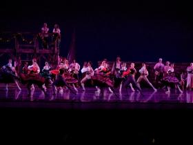 Milwaukee Ballet Company.