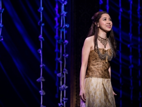 Paulina Yeung as Tuptim in Rodgers & Hammerstein's The King and I