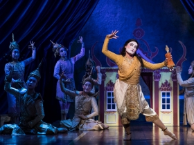 Soraya Patoonsittichai as Eliza in Rodgers & Hammerstein's The King and I