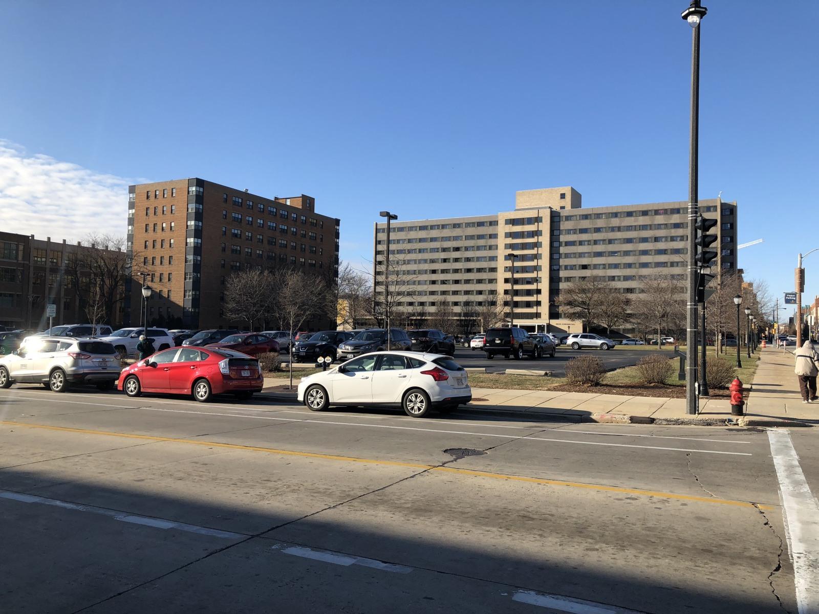 Marquette Parking Lot