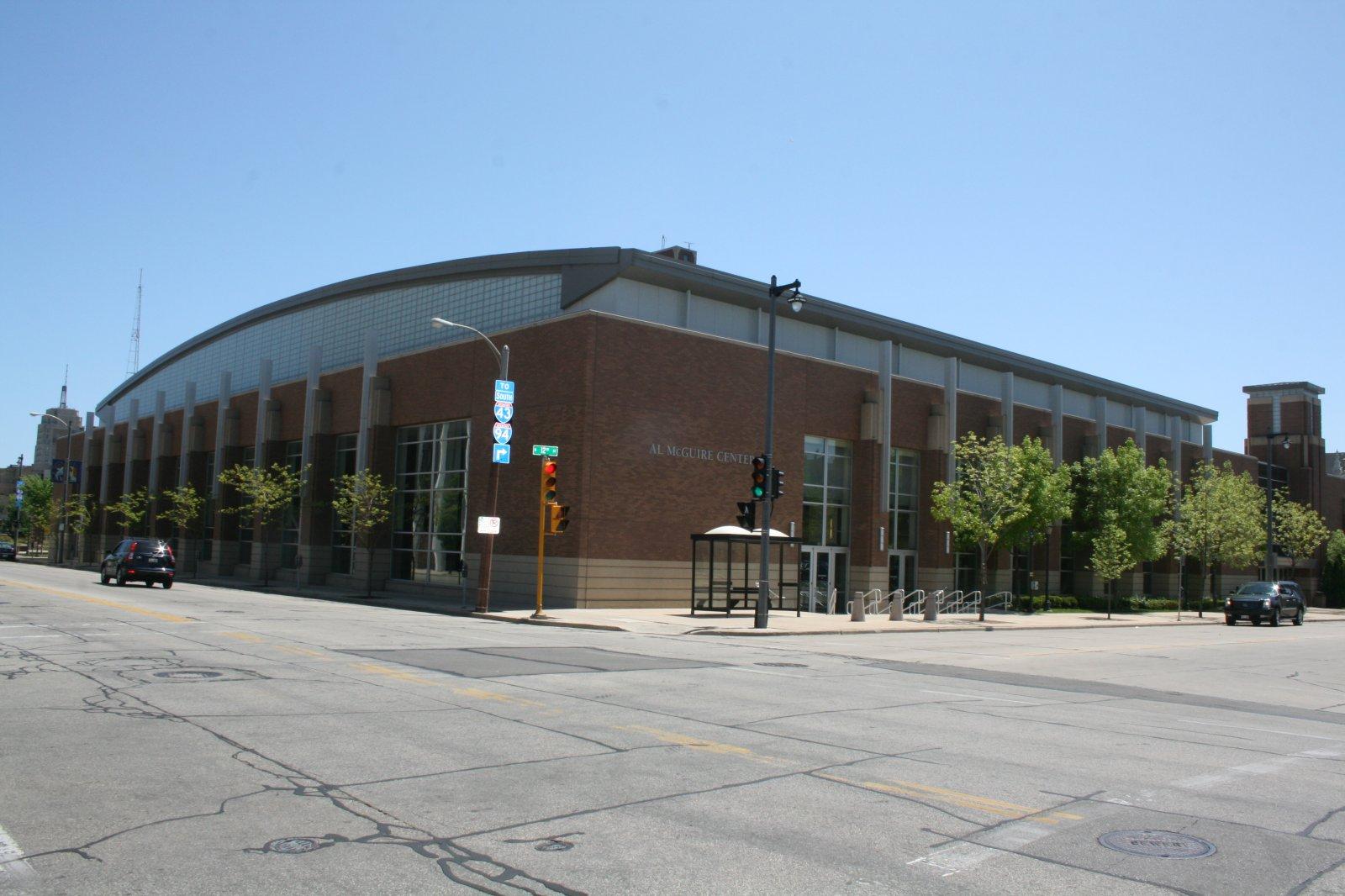 Al McGuire Center - Marquette University Athletics.
