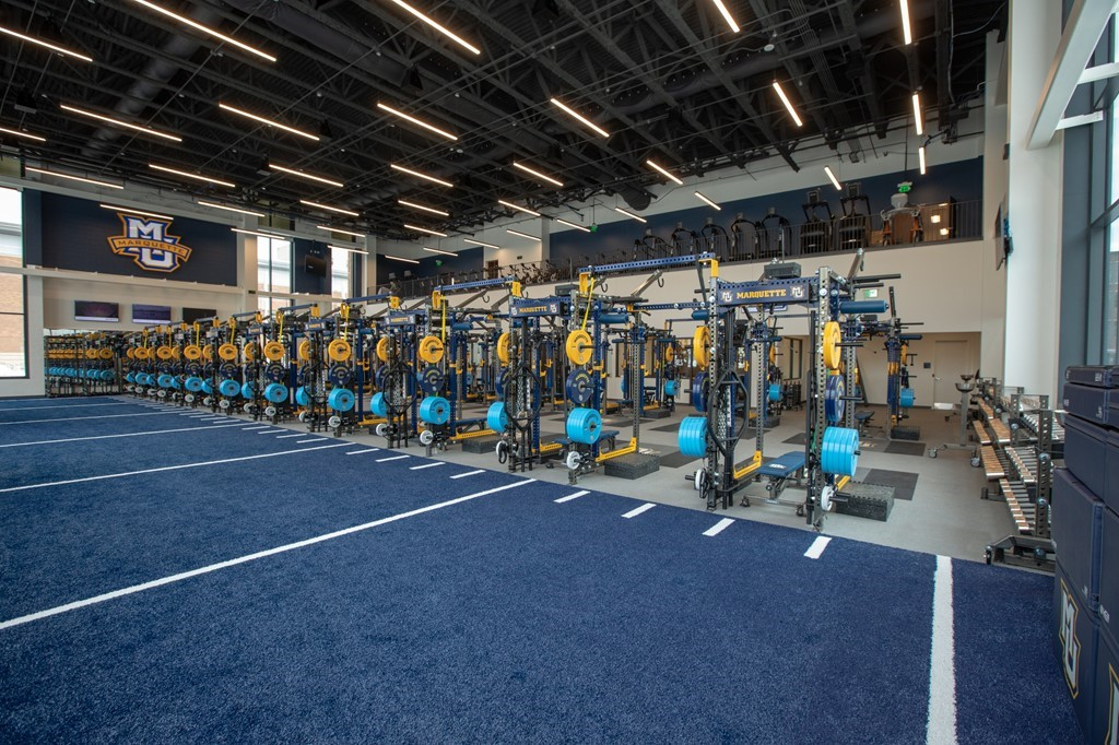 Marquette Opens Athletic and Human Performance Research Center