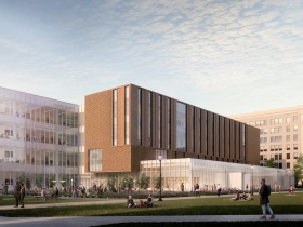 New Marquette Business Building Rendering