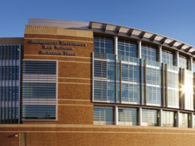 Ray and Kay Eckstein Hall