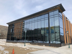 Marquette Athletic and Human Performance Research Center