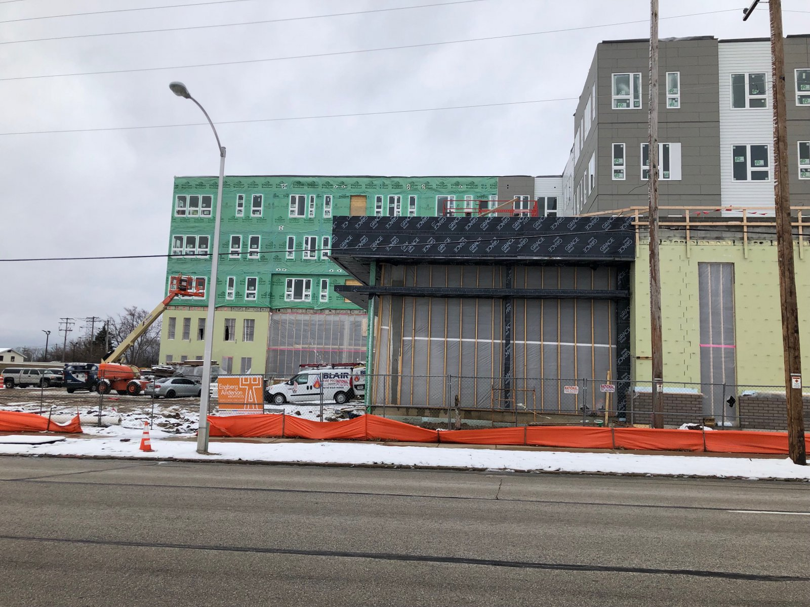 Good Hope Commons Construction