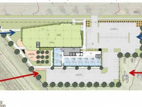 Good Hope Library Site Plan