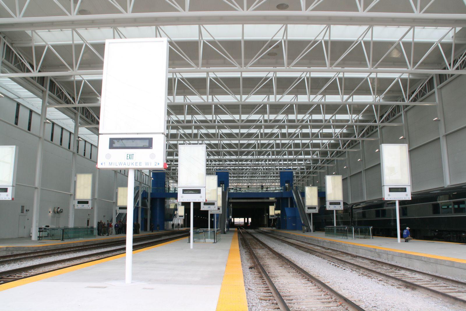 New Passenger Concourse
