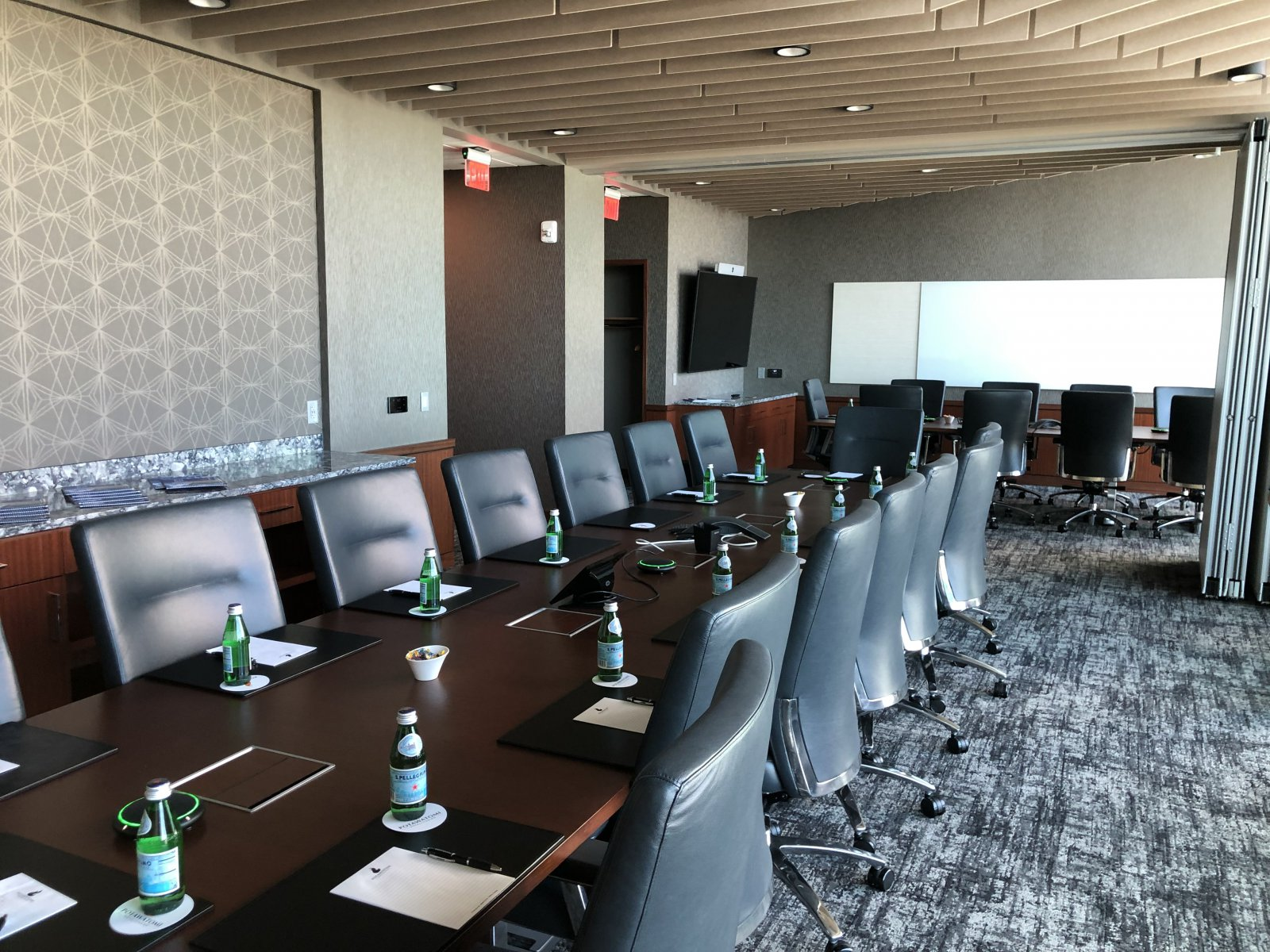 The Boardroom at Potawatomi Hotel