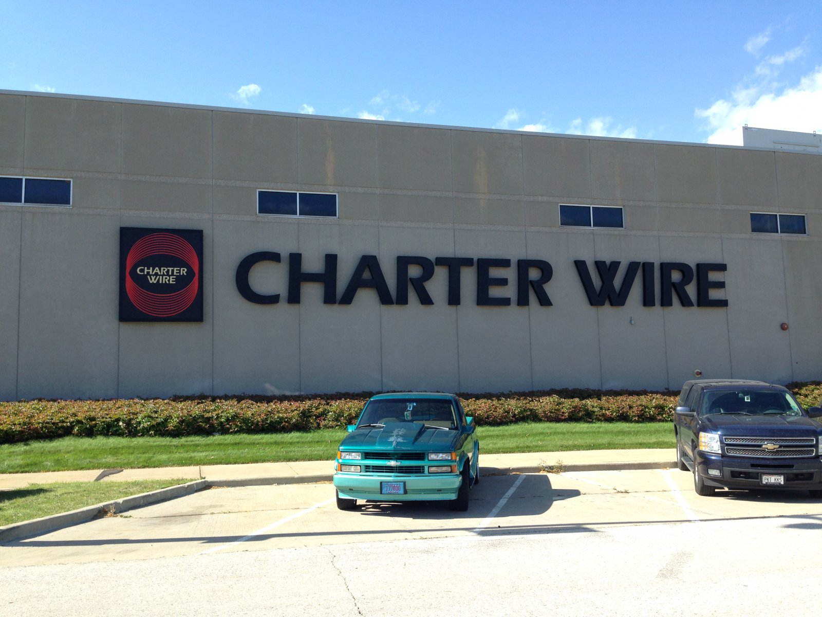 Charter Wire, 3754 W. Milwaukee Rd.