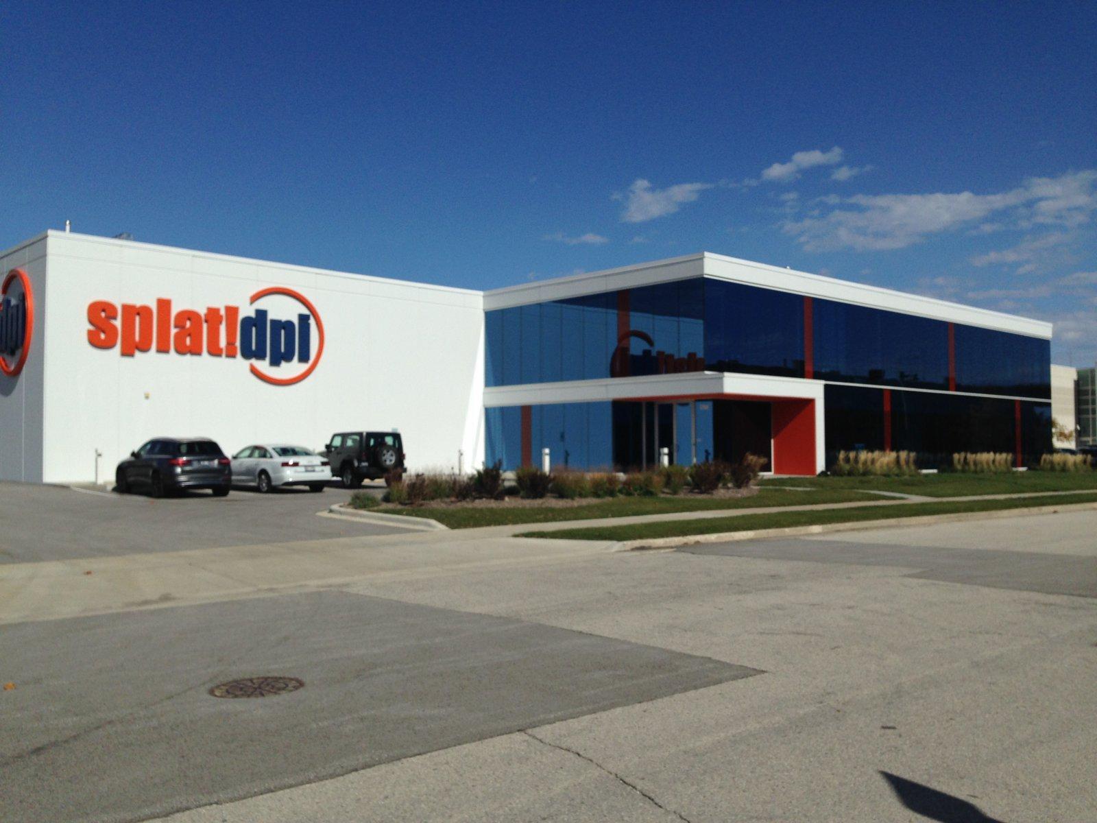 Splat! Digital Printing, Inc. 3760 W. Wheelhouse Rd.