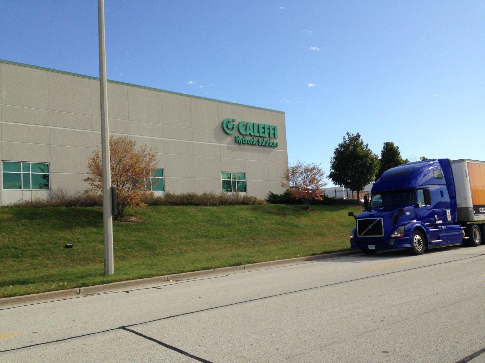 Caleffi North America Inc. 3883 W. Milwaukee Rd.