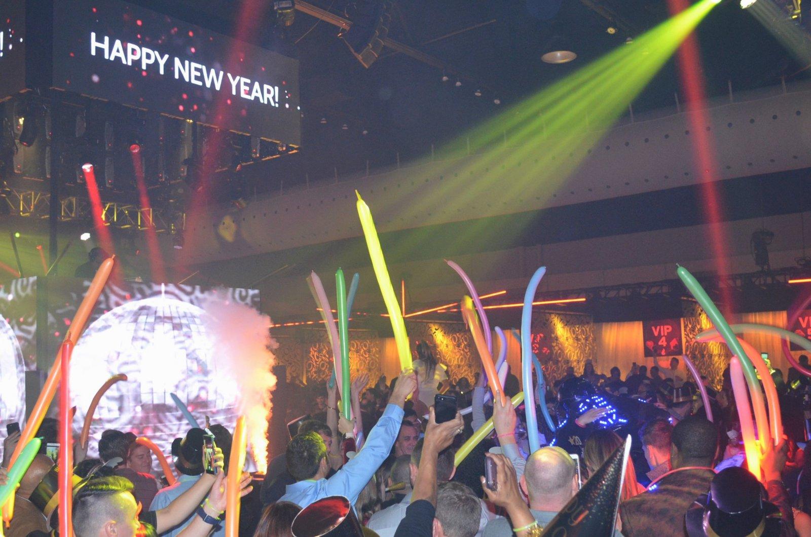 Potawatomi New Year\'s Eve 2018