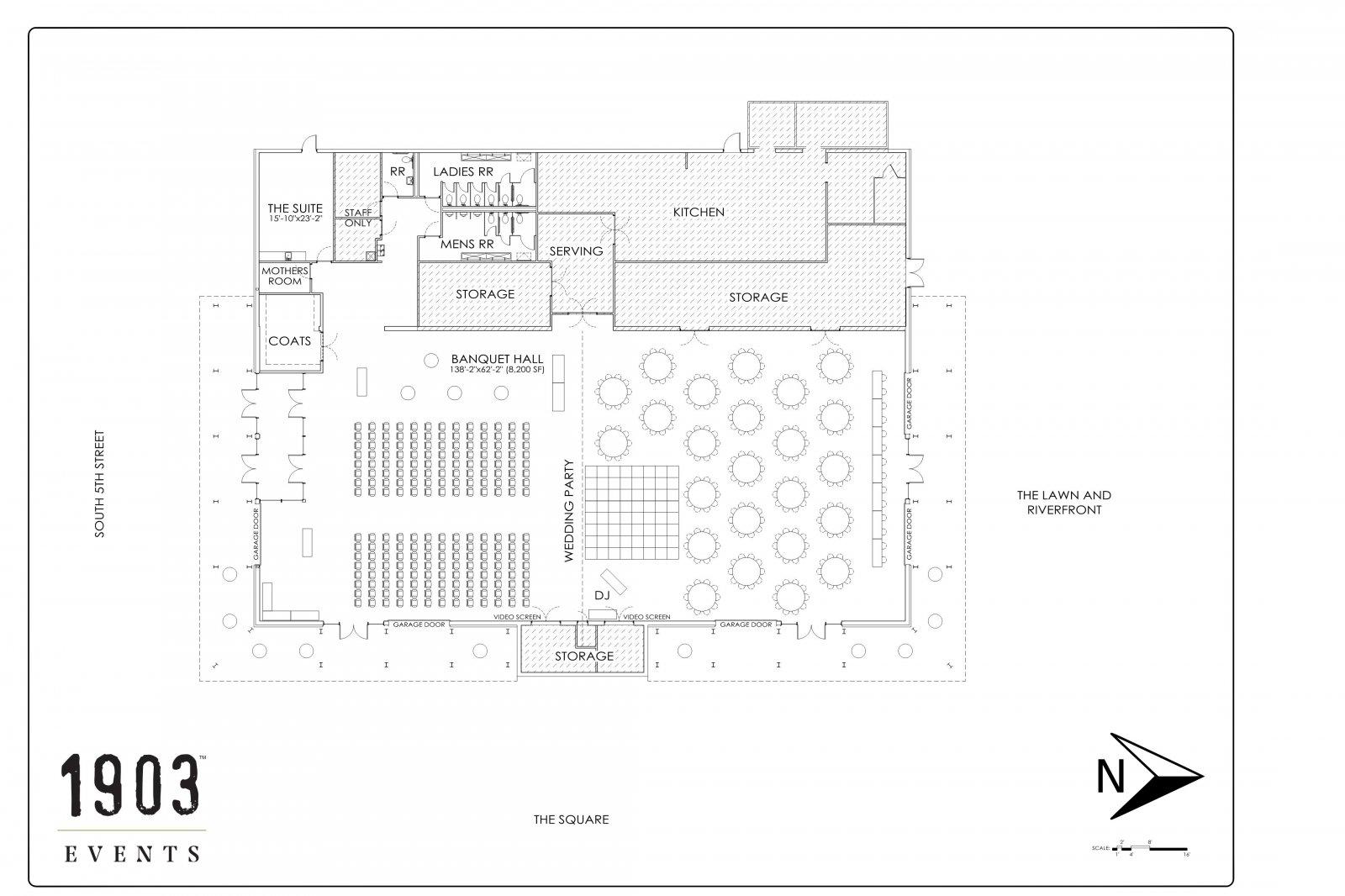 New Garage Floor Plan #1