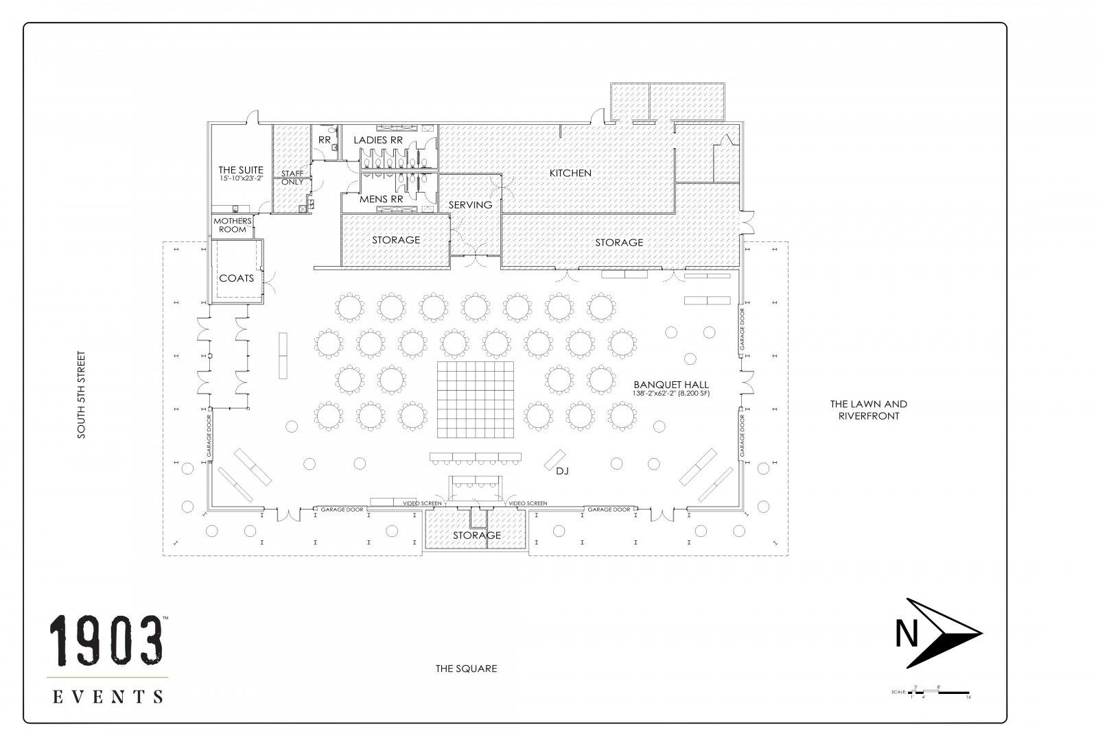 New Garage Floor Plan #2