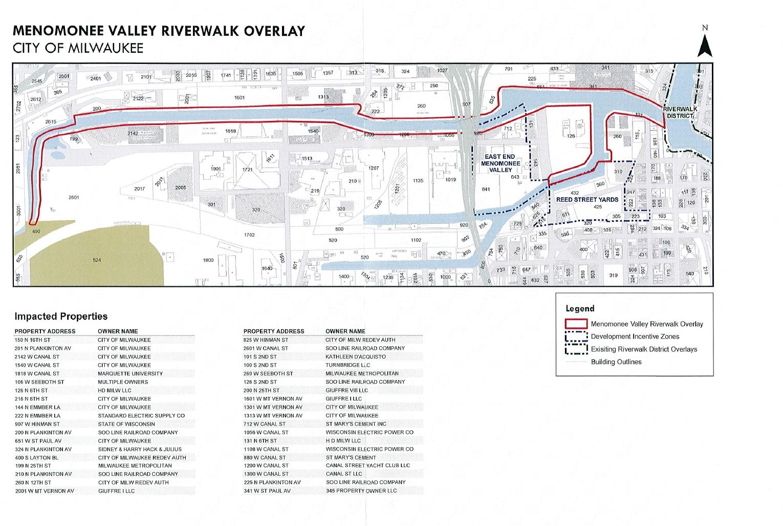 Riverwalk Overlay