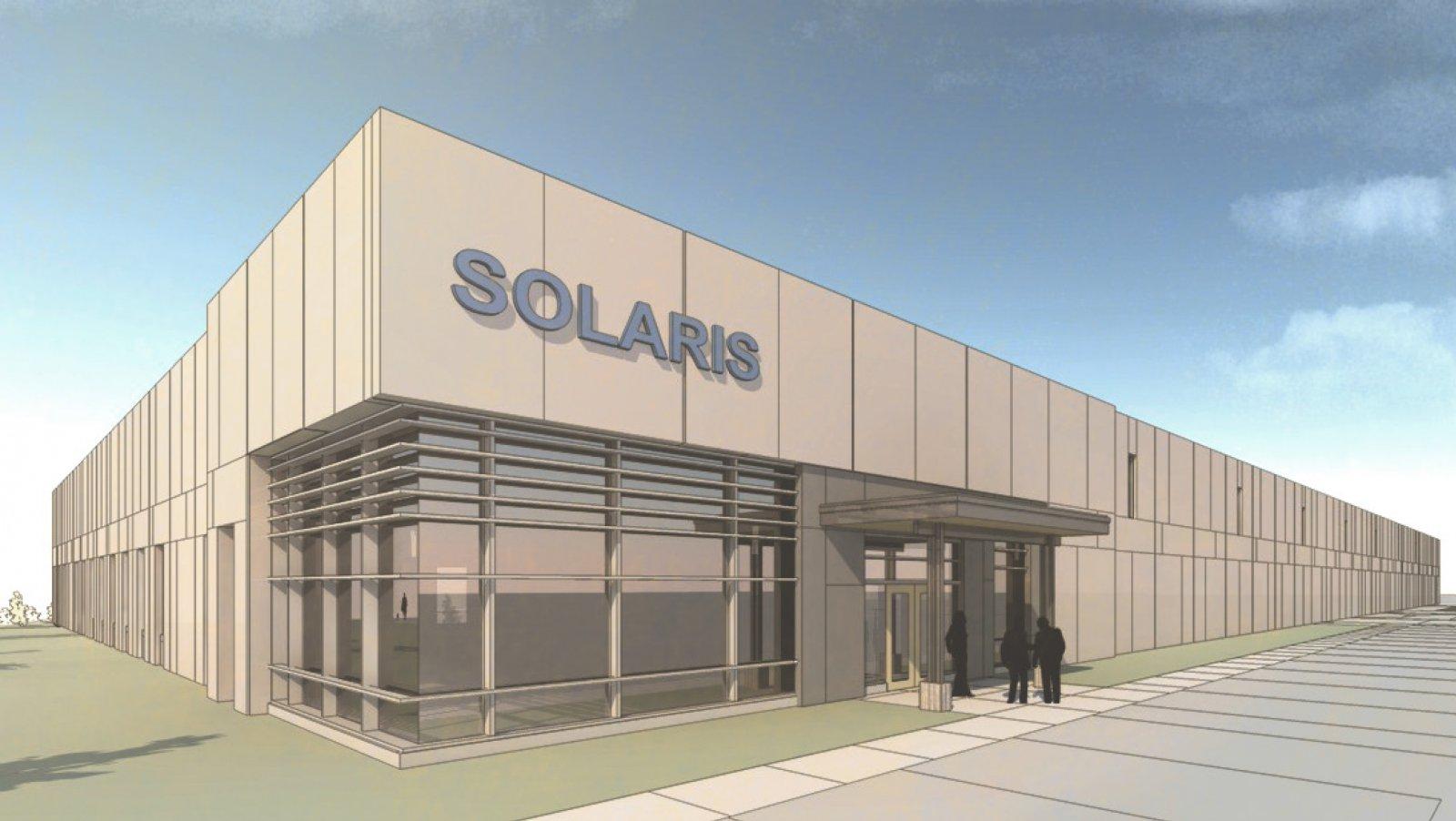 Solaris Rendering