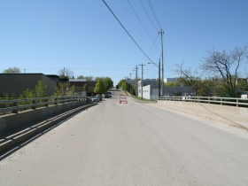 S. 11th St. Bridge
