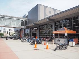 Bike Night at the Harley-Davidson Museum