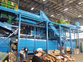 City of Milwaukee & Waukesha County Materials Recovery Facility