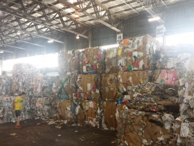 City of Milwaukee & Waukesha County Materials Recovery Facility