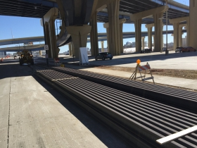 Milwaukee Streetcar Rails