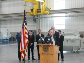 U.S. Energy Secretary Steven Chu