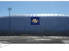 Marquette Dome Signage Rendering