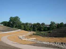 Three Bridges Park.