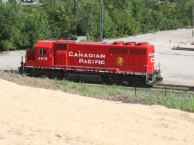 Canadian Pacific.