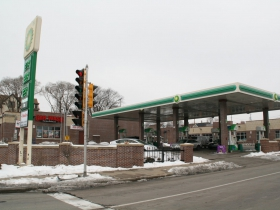 BP Gas Station, 405 N. 27th St.