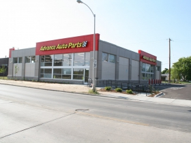 New Advance Auto Parts Store at 2329 W. North Ave.