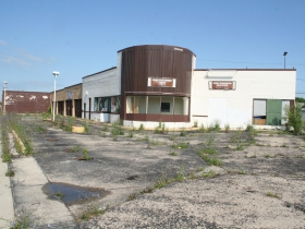 Former Sears Automotive Store