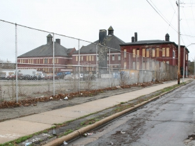 21st Street View of William McKinley School