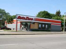 AutoZone Store at 2475 W. North Ave.