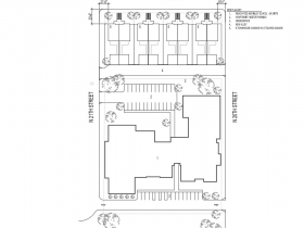 McKinley School Site Plan