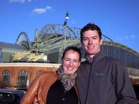 Amanda and Shannon Main from Brisbane, Australia.
