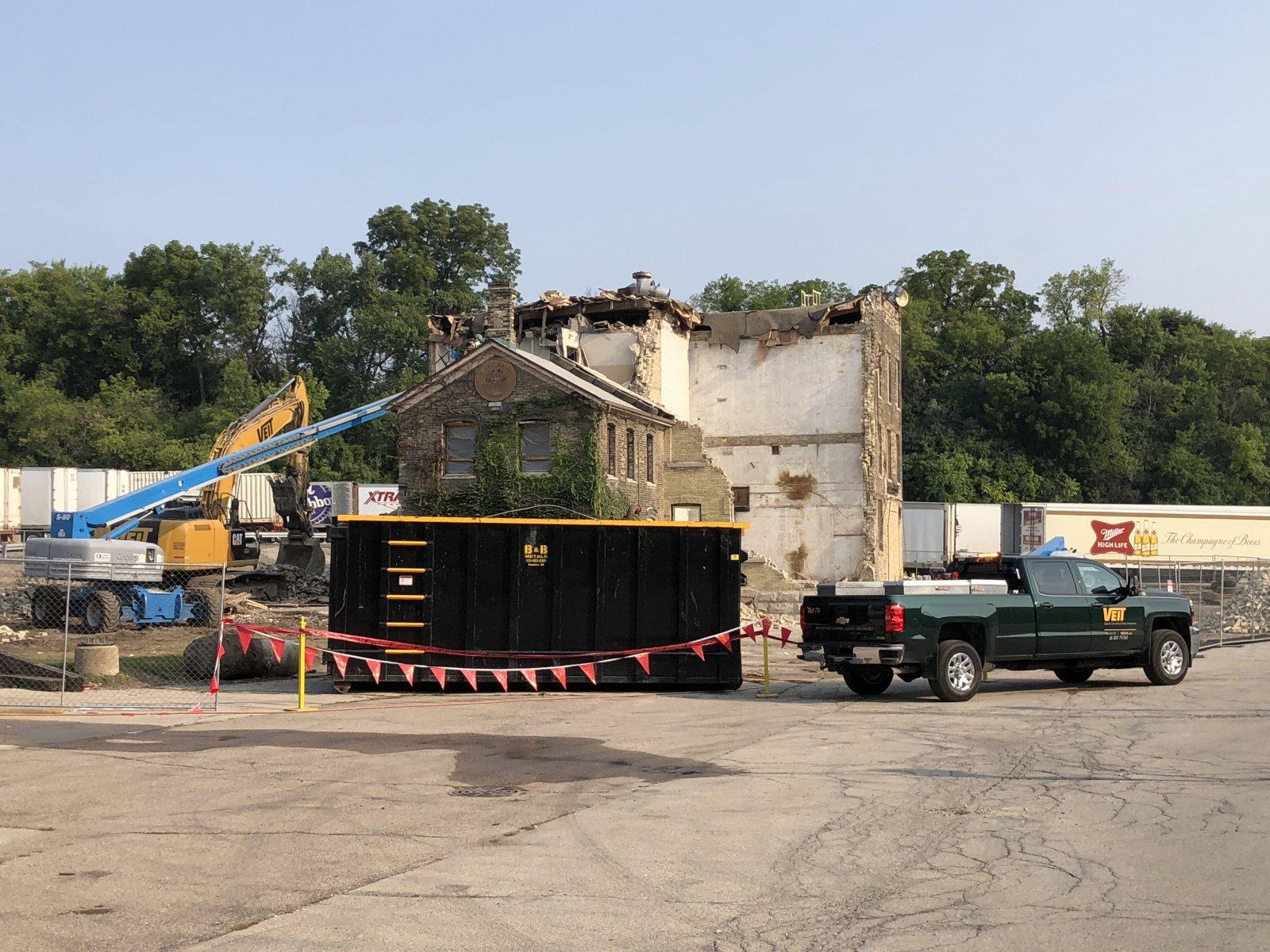 Gettelman Demolition