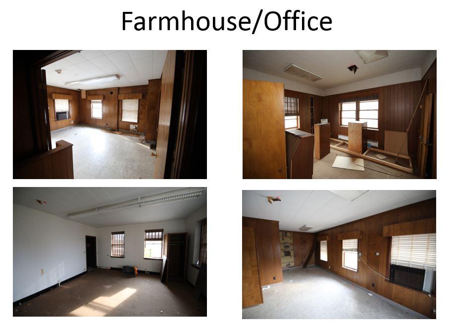Farmhouse/Office