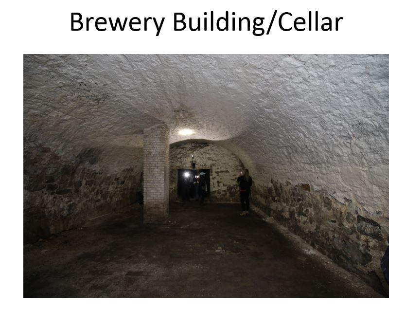 Brewery Building/Cellar