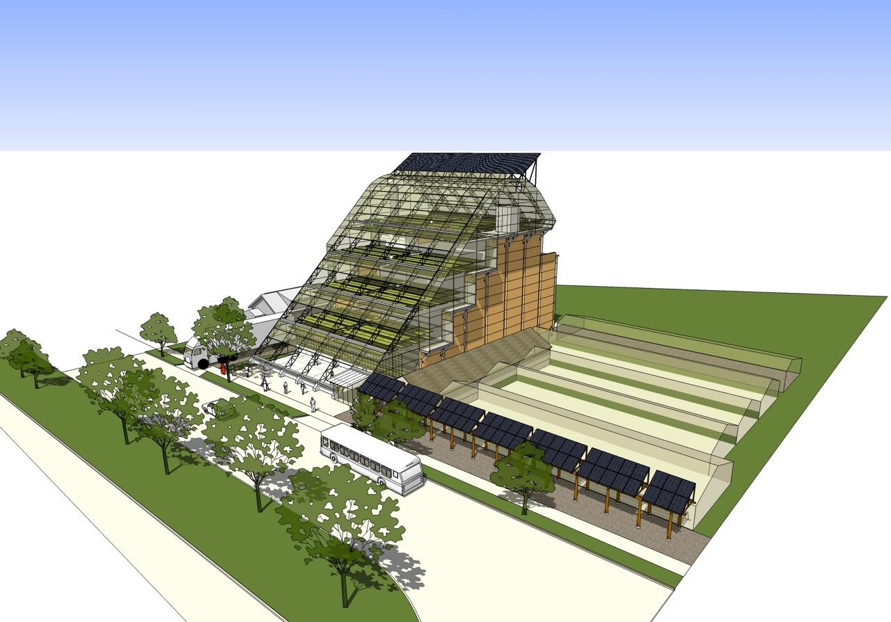 Growing Power Vertical Farm