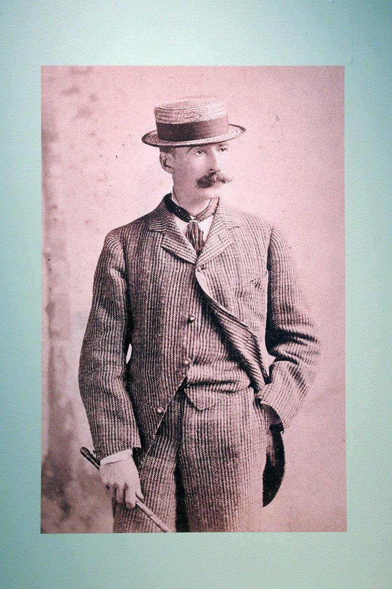 19th-century painter and printmaker, Winslow Homer was born in Boston, Massachusetts in 1836